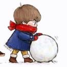 滚雪球的噗噗星